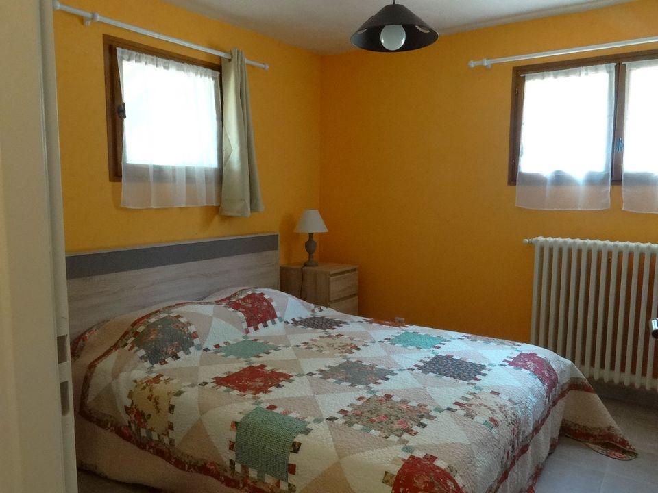 chambre orange pig 1