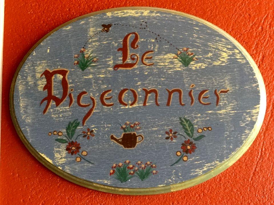 plaque pigeonnier