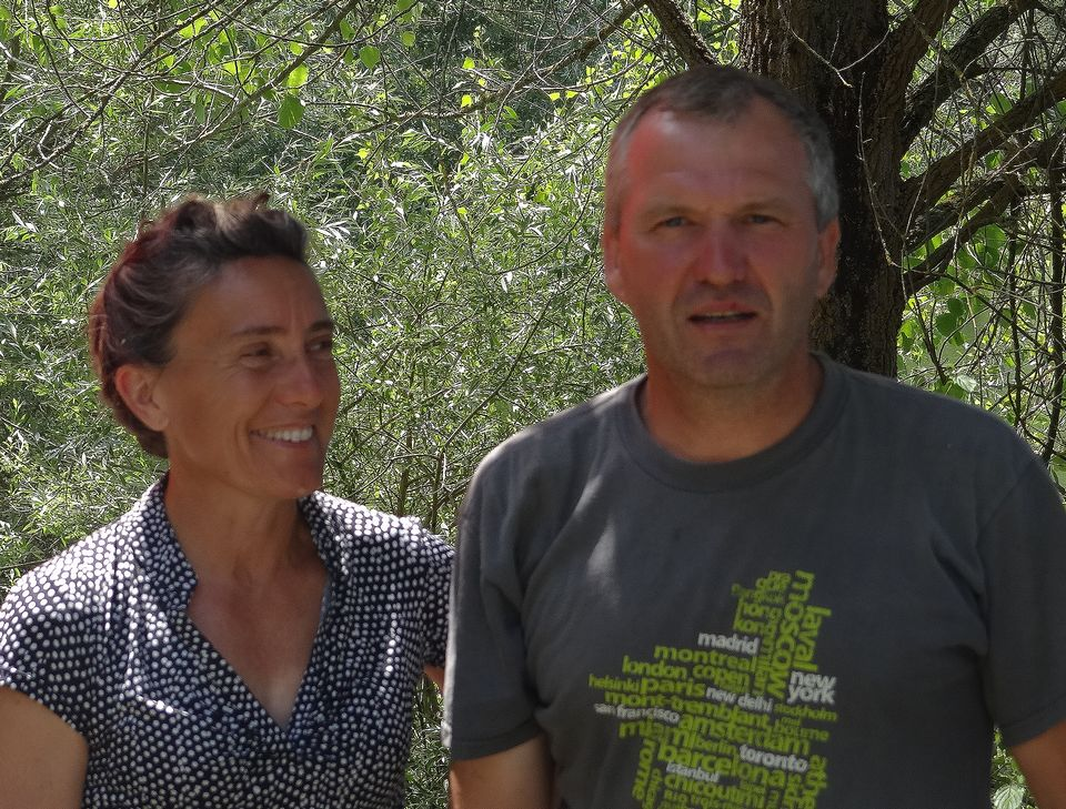 isa et thierry 2014