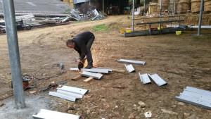 Rallonges de toit à la demande!