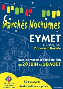 marche nocturne eymet